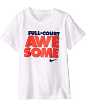 Nike Kids - Full Court Awesome Short Sleeve (Little Kids)