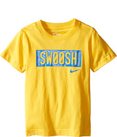 Nike Kids - Swoosh™ Short Sleeve Tee (Toddler)