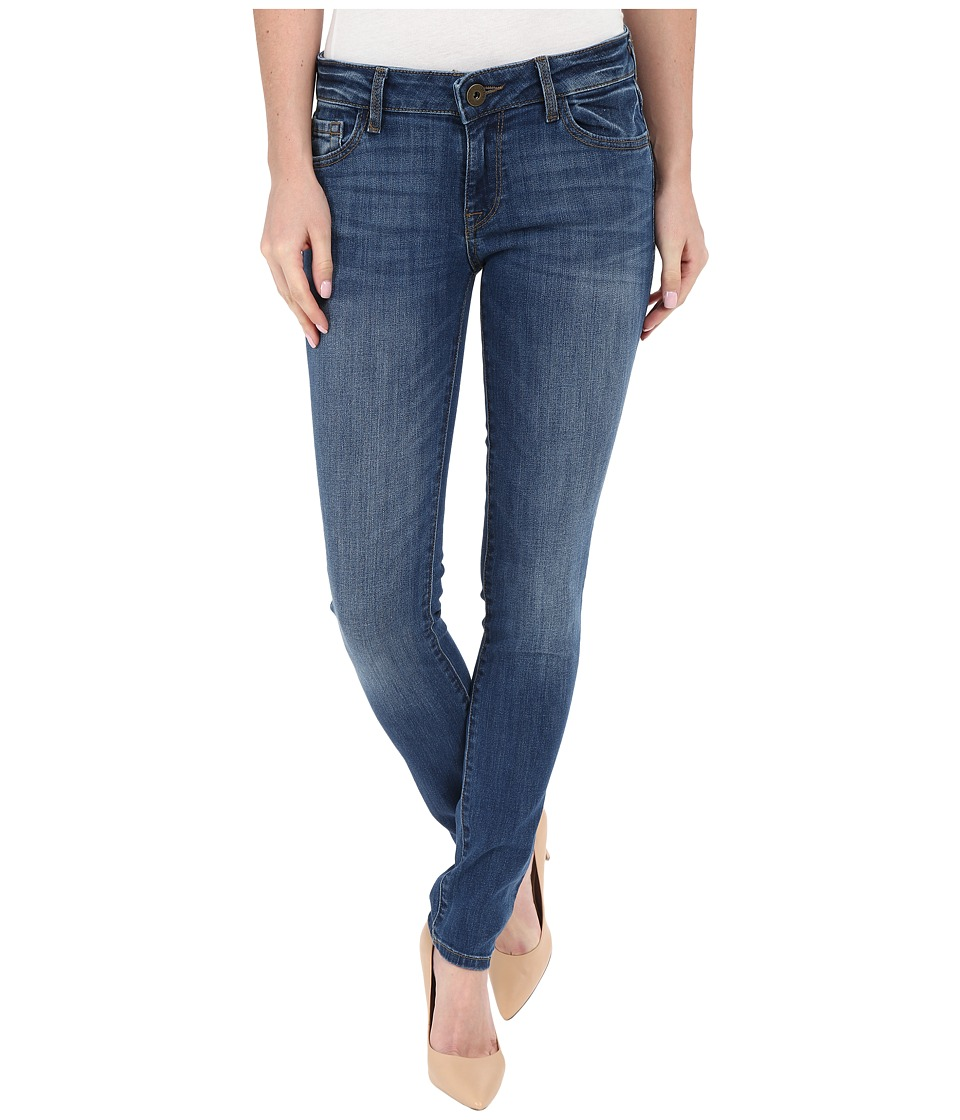 DL1961 Amanda Skinny in Chatter Chatter Womens Jeans