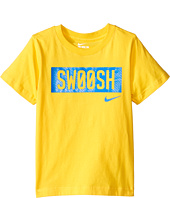 Nike Kids - Swoosh™ Short Sleeve Tee (Little Kids)