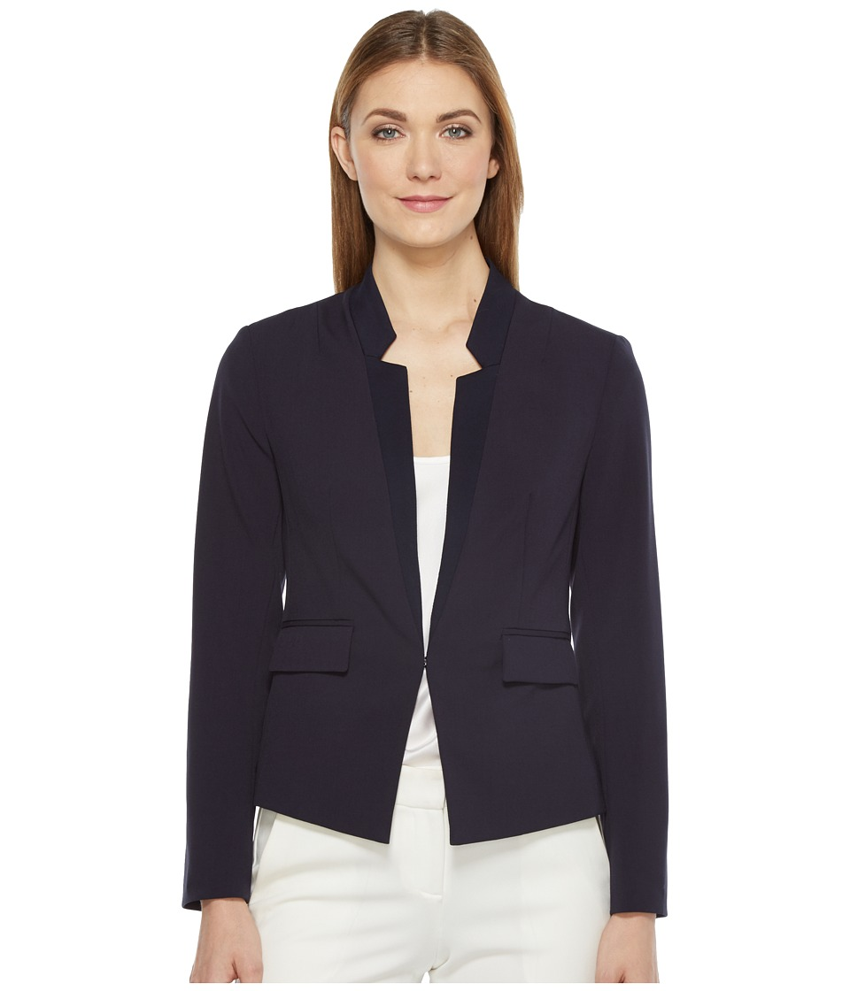 Ellen Tracy - Inverted Rever Jacket