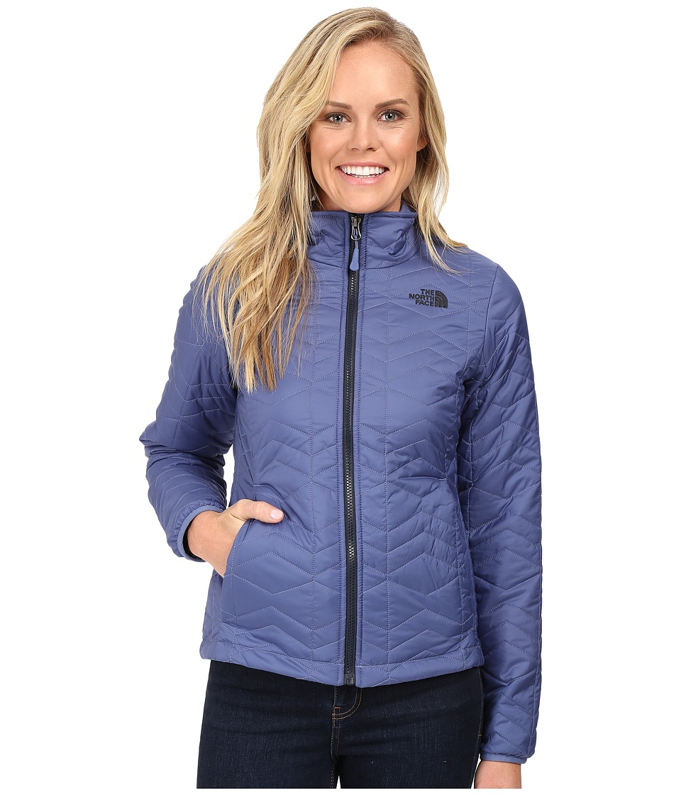 The North Face Bombay Jacket (Coastal Fjord Blue) Women