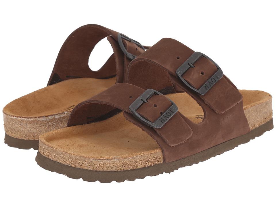 Naot Santa Barbara (Java Nubuck) Sandals