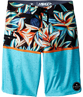 Rip Curl Kids - Mirage Split Boardshorts (Big Kids)