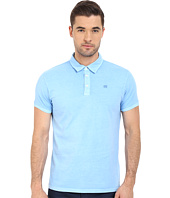 Scotch & Soda - Garment Dyed Slub Jersey Polo