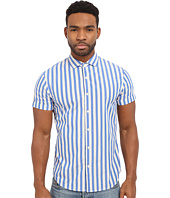 Scotch & Soda - Short Sleeve Blue Shirt