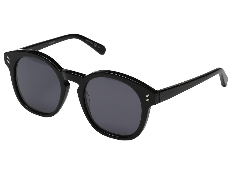 Stella McCartney SC0013S Black/Grey Fashion Sunglasses