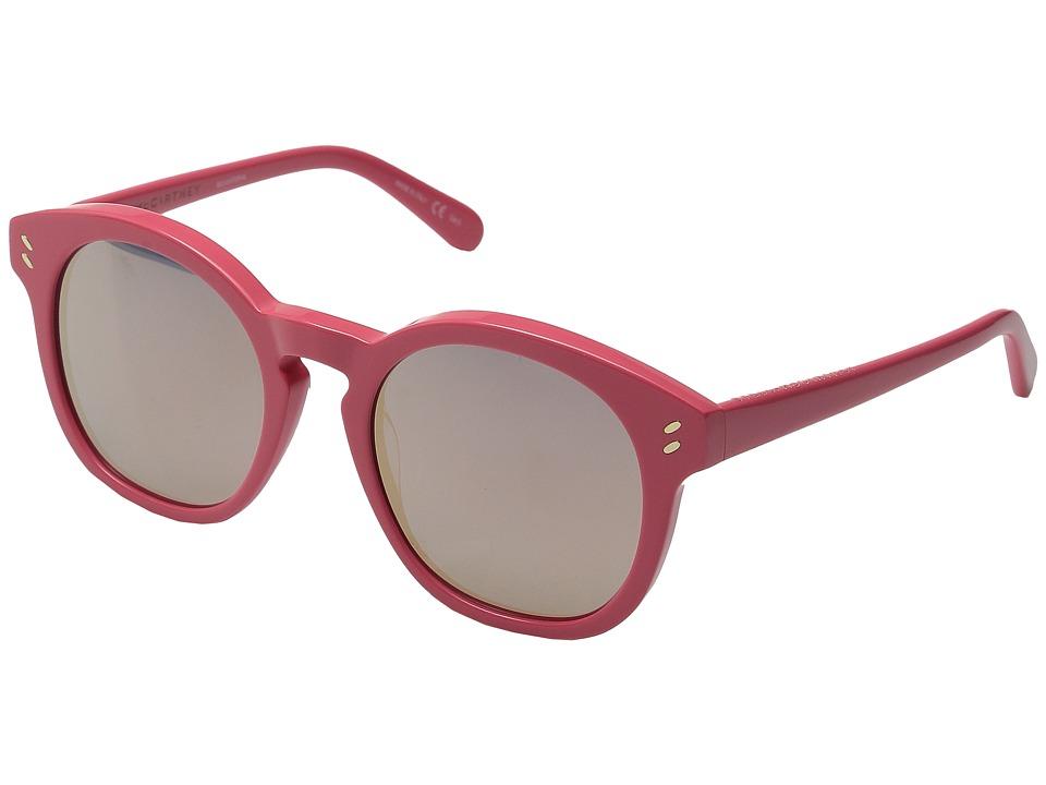 Stella McCartney SC0013S Bright Pink/Pink Fashion Sunglasses