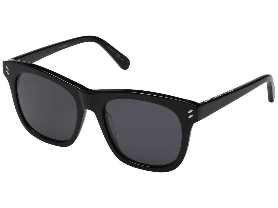 Stella McCartney SC0001S Black/Grey Fashion Sunglasses