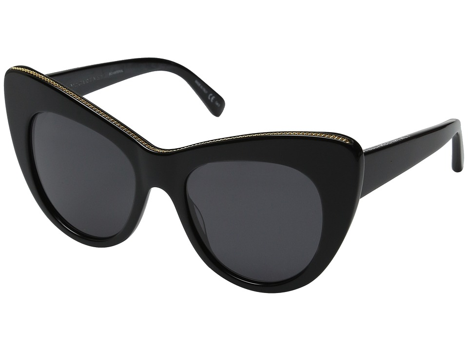 Stella McCartney SC0006S Black/Grey Fashion Sunglasses