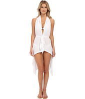 Luli Fama - Cosita Buena Beach Wrap Vest Cover-Up