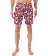 Scotch & Soda - Long Length Swim Shorts in Solid & All Over Printed