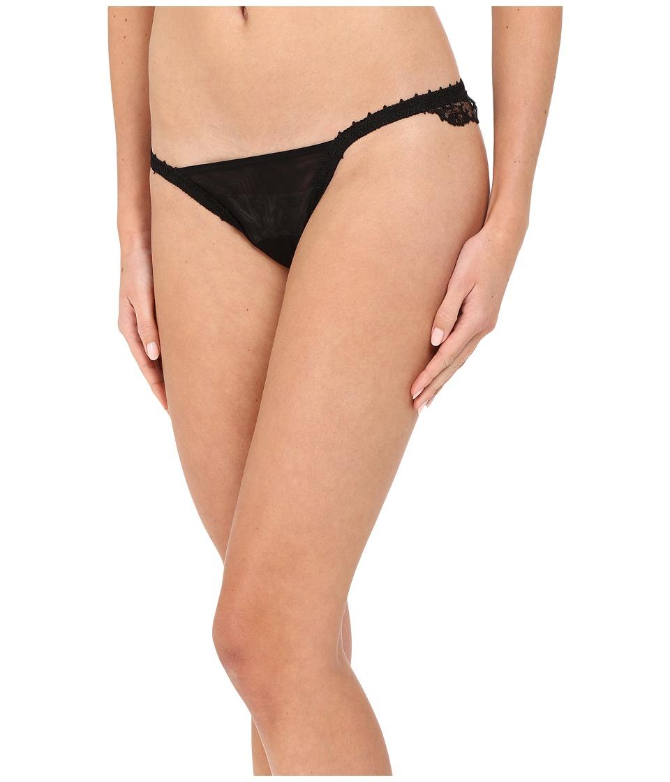 La Perla Maharani Thong Black Womens Underwear