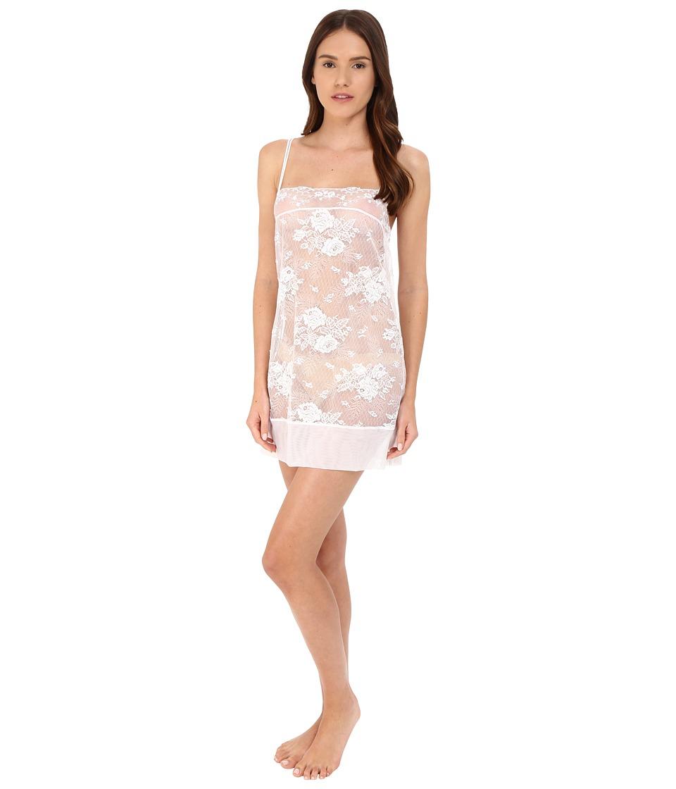 La Perla Maharani Chemise White Womens Pajama
