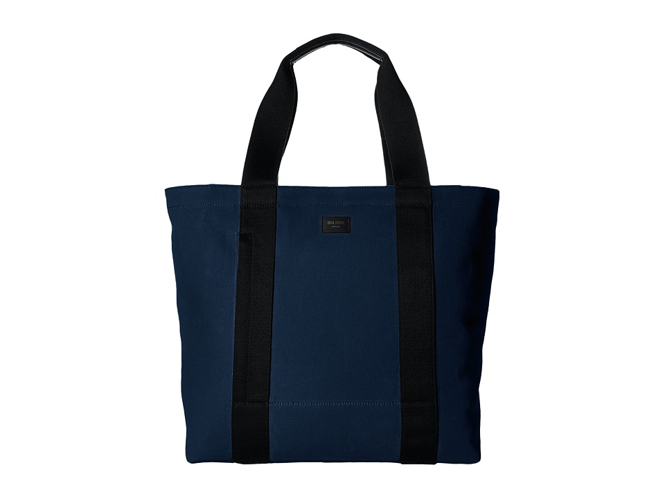 Jack Spade - Surf Canvas Tote Bag (Washed Blue) Tote Handbags