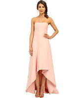 Halston Heritage - Strapless Structured Gown