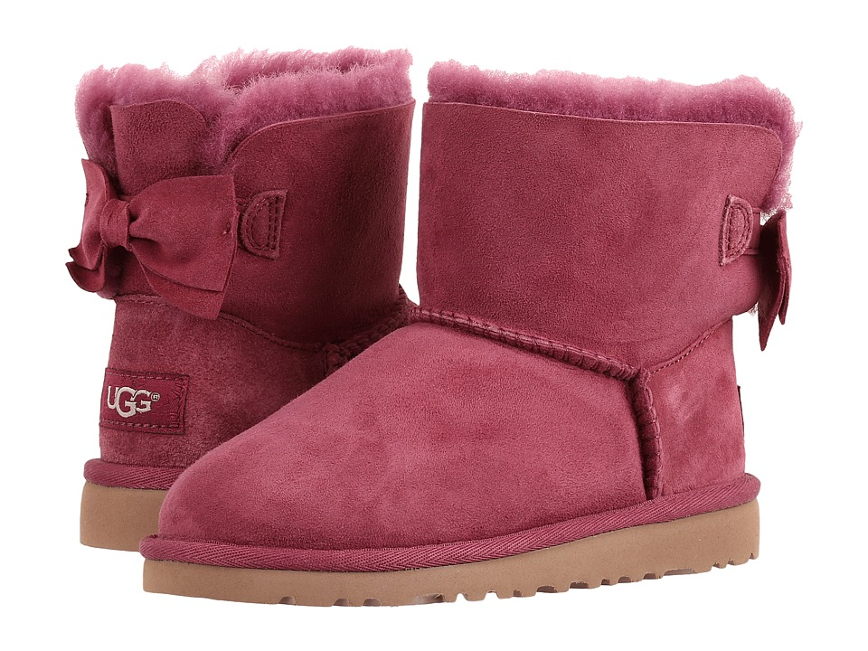 UGG Kids Kandice (Little Kid/Big Kid) (Bougainvillea) Girls Shoes