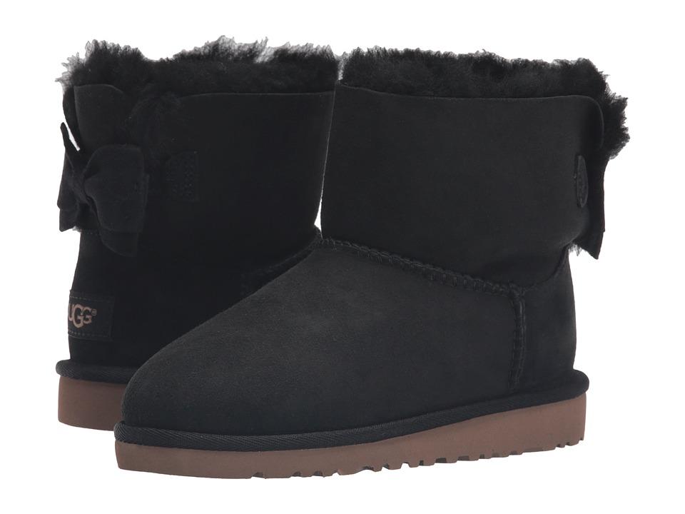UGG Kids Kandice (Little Kid/Big Kid) (Black) Girls Shoes