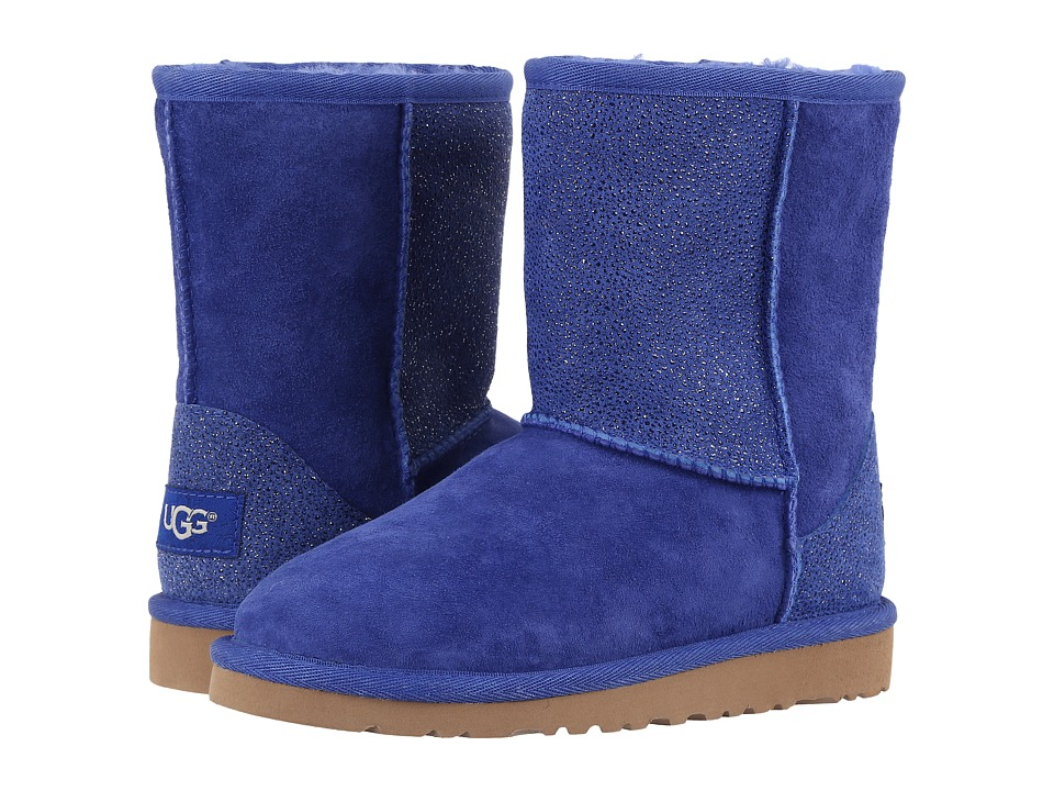Ugg Kids - Classic Short Serein (Little Kid/Big Kid) (Nig...