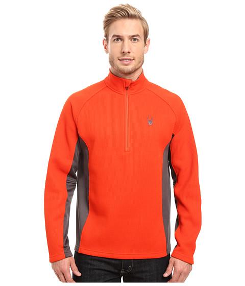 Spyder Outbound Half Zip Mid Weight Core Sweater