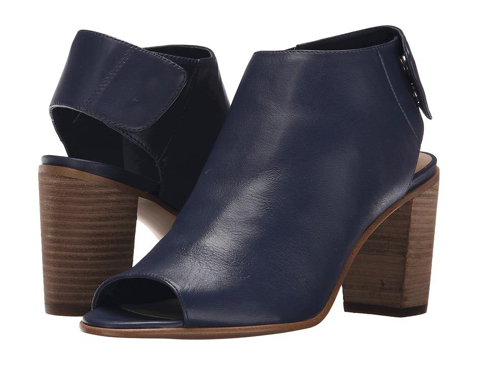 Steve Madden Nonstp (Blue Leather) Women