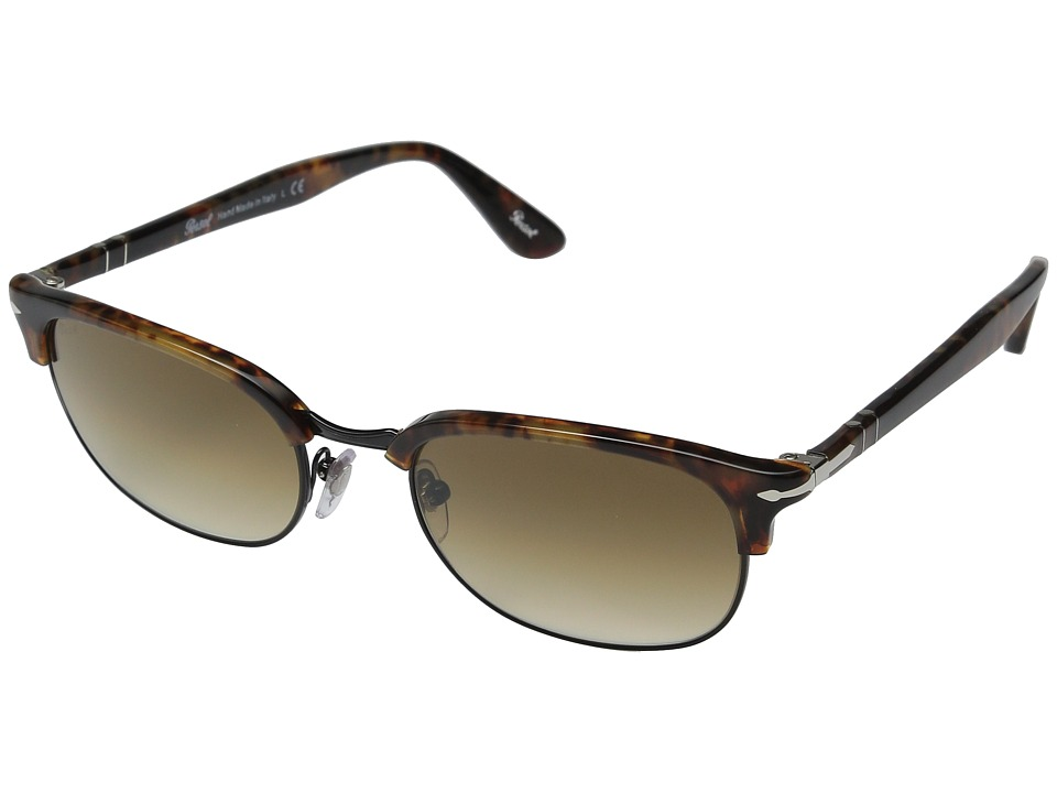 Persol - 0PO8139S (Caffe/Brown Gradient) Fashion Sunglasses