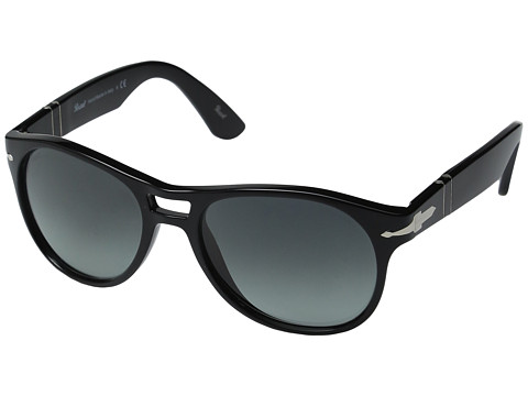 Persol 0PO3155S - Black/Grey Gradient Dark Grey