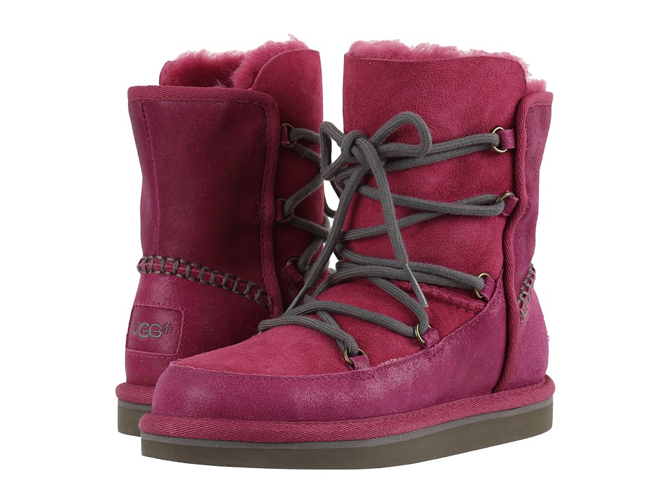 UGG Kids Eliss (Little Kid/Big Kid) (Lonely Hearts) Girls Shoes