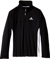 adidas Kids - 1/4 Zip (Big Kids)