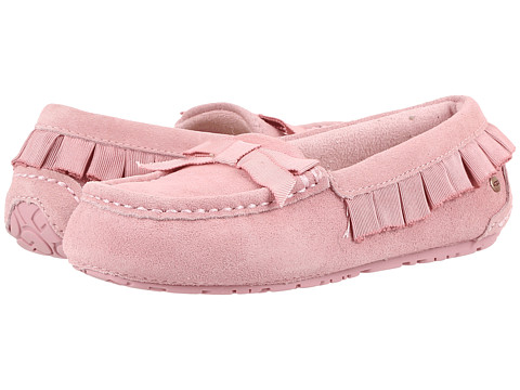 UGG Kids Rosea Ruffles (Toddler/Little Kid/Big Kid) - Baby Pink
