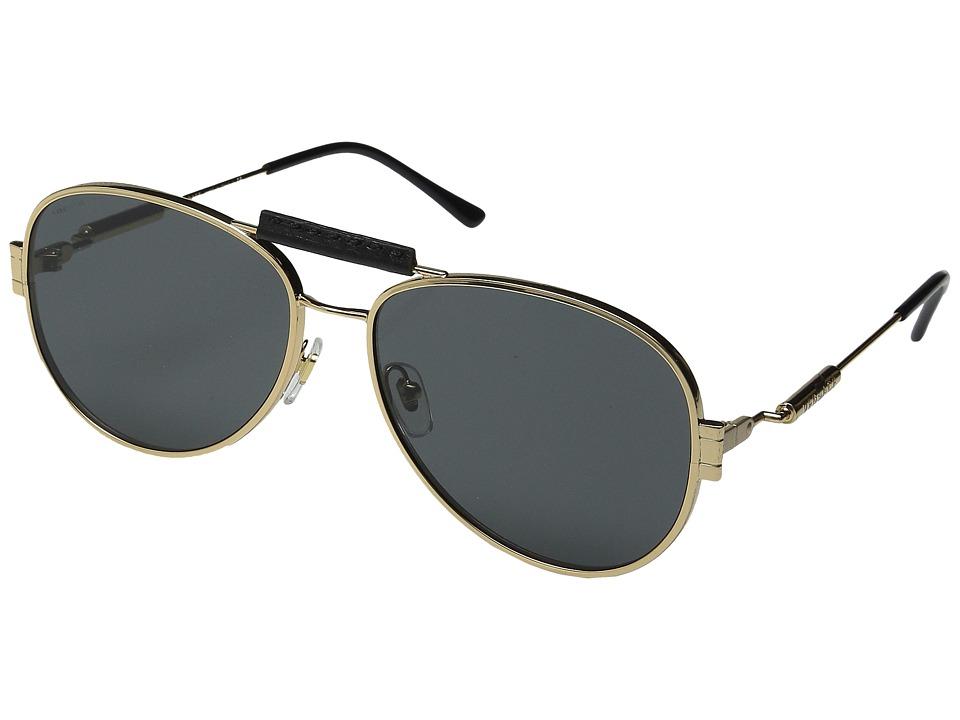 Versace VE2167Q Gold/Grey Fashion Sunglasses