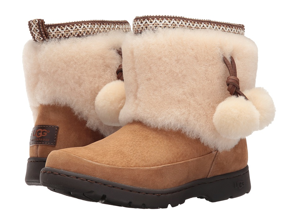 UGG Brie (Chestnut) Women