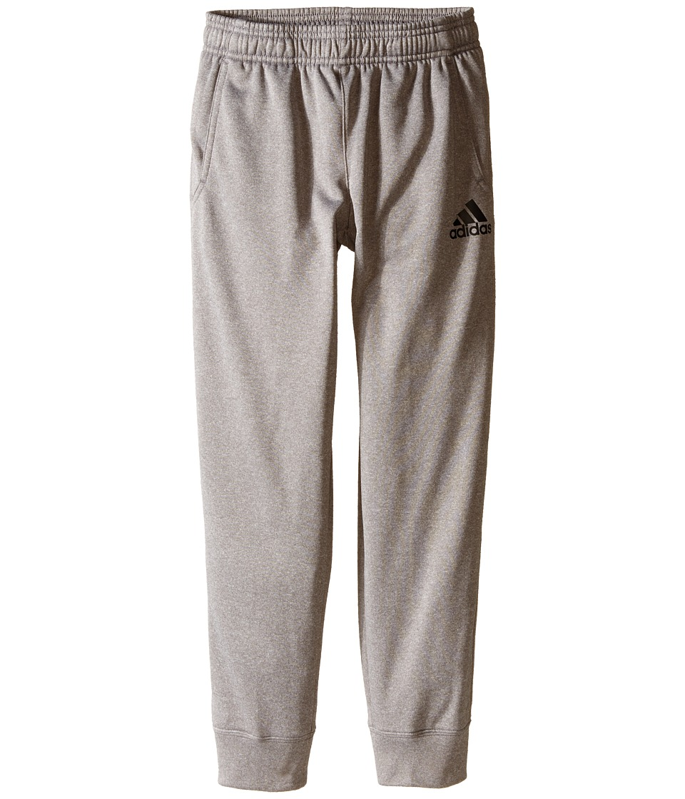 adidas Kids Ultimate Trans Tapered Pants Big Kids Medium Grey Heather Boys Casual Pants