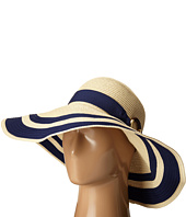 LAUREN Ralph Lauren - Paper Straw Bright & Natural Sun Hat