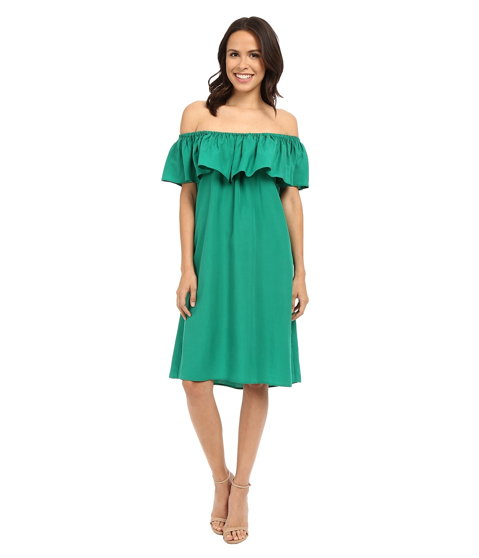 CATHERINE Catherine Malandrino Candy Dress Beverly Green Womens Dress