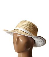 Kate Spade New York - Color Blocked Asymmetrical Sun Hat