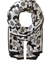 Kate Spade New York - Hollyhock Floral Oblong Scarf