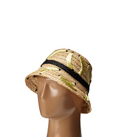 Kate Spade New York - That's Bananas Hand Embroidered Cloche Sun Hat