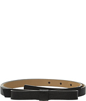 Kate Spade New York - Lizard Classic Bow Belt