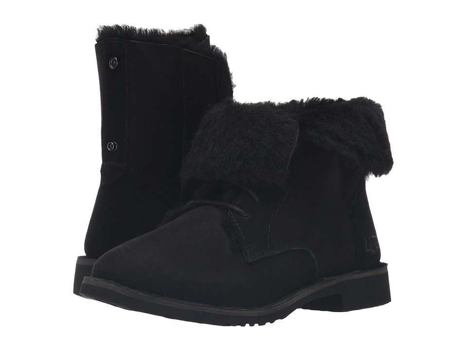 Ugg Quincy (Black) Women's Boots