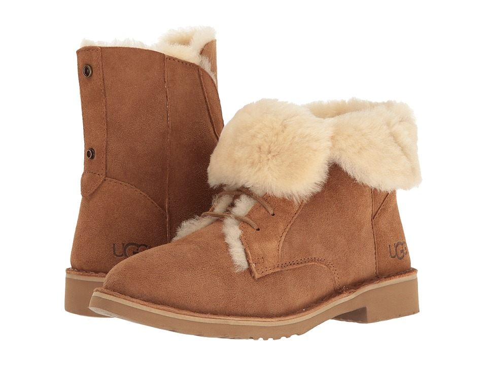 Ugg Quincy (Chestnut) Women's Boots