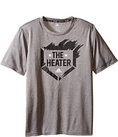 adidas Kids - The Heater Tee (Big Kids)