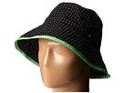 LAUREN Ralph Lauren Cotton Polka Dot Canvas Bucket Hat