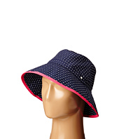 LAUREN Ralph Lauren - Cotton Polka Dot Canvas Bucket Hat