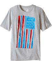 adidas Kids - Baseball Flag Tee (Big Kids)