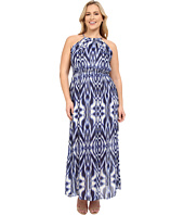 Christin Michaels - Plus Size Maya Maxi Dress