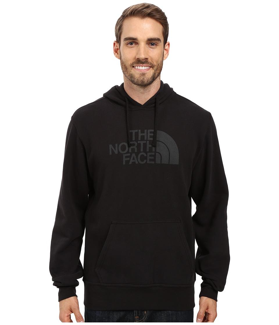 North Face Half Dome Hoodie (TNF Black/Asphalt Grey (Prio...