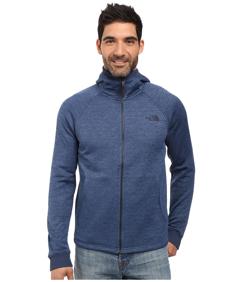 The North Face - Norris Point Hoodie (Shady Blue Heather) Men