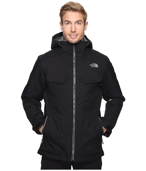 The North Face Initiator Thermoball Triclimate Jacket - TNF Black