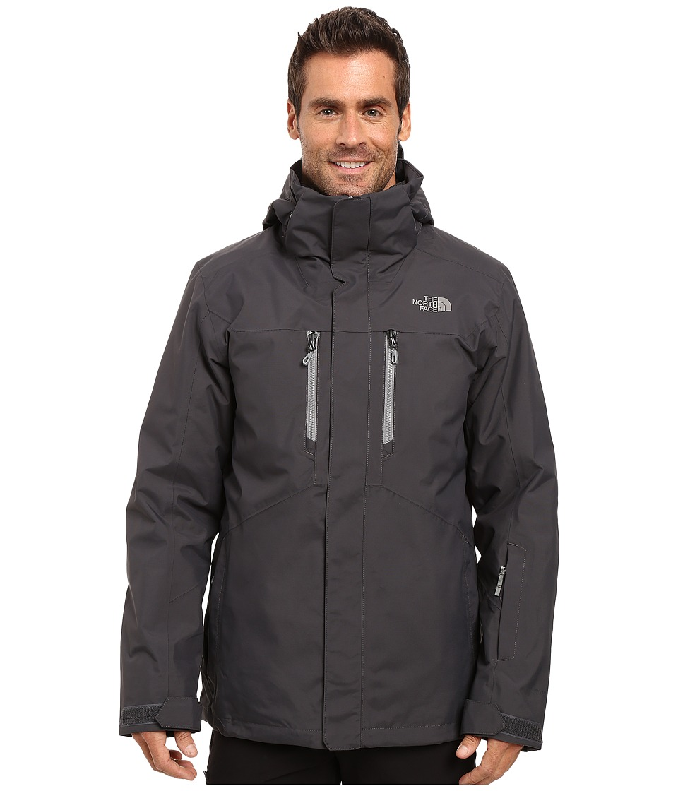 The North Face Clement Triclimate Jacket (Asphalt Grey) Men